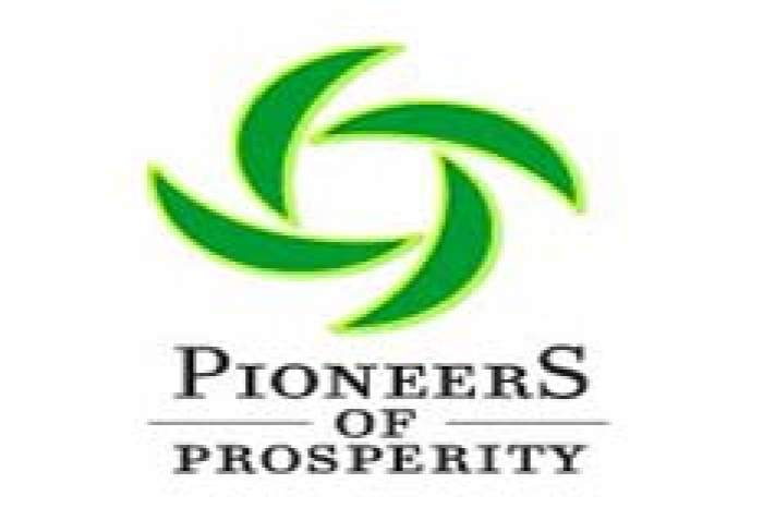 Pioneers Of Prosperity  logo