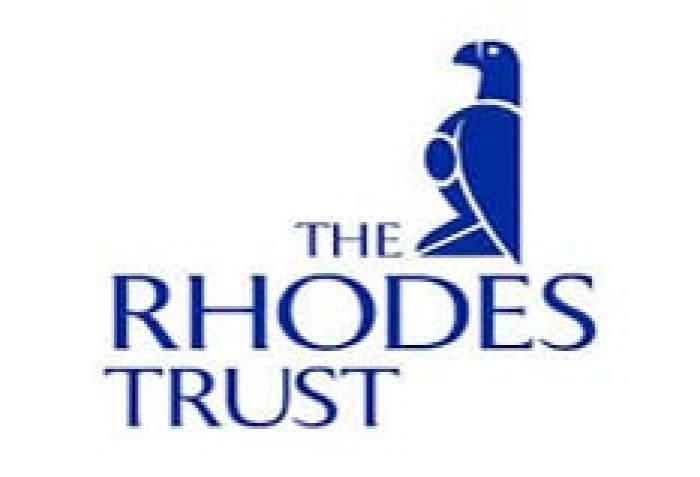 The Rhodes Trust logo