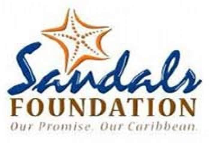 Sandals Foundation  logo