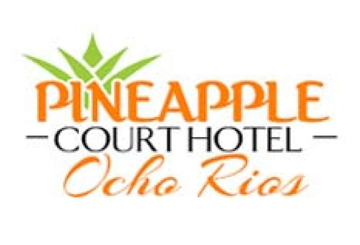 Pineapple Court Hotel  logo
