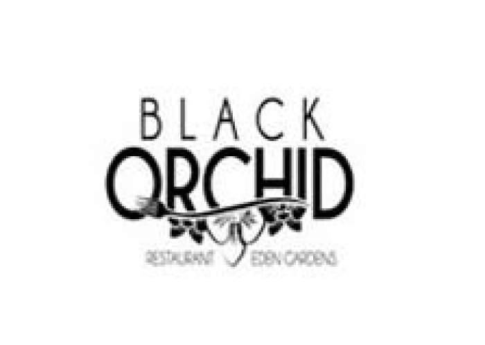 Black Orchid Restaurant  logo