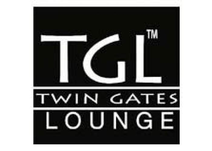 Twin Gates Lounge logo