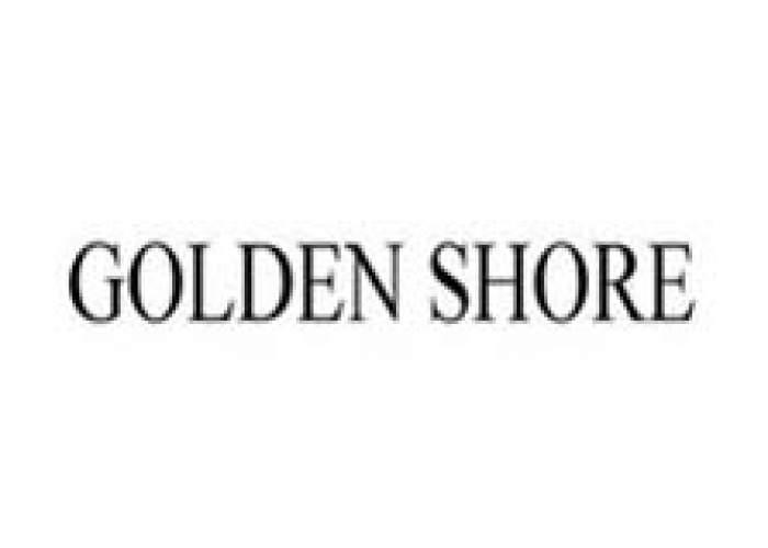 Golden Shore Resort logo