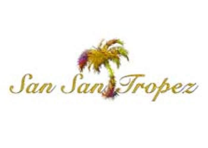 San San Tropez logo