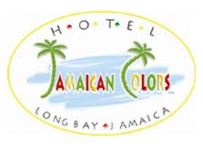 Hotel Jamaican Colors logo