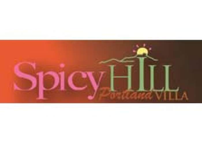 Spicy Hill Villa logo