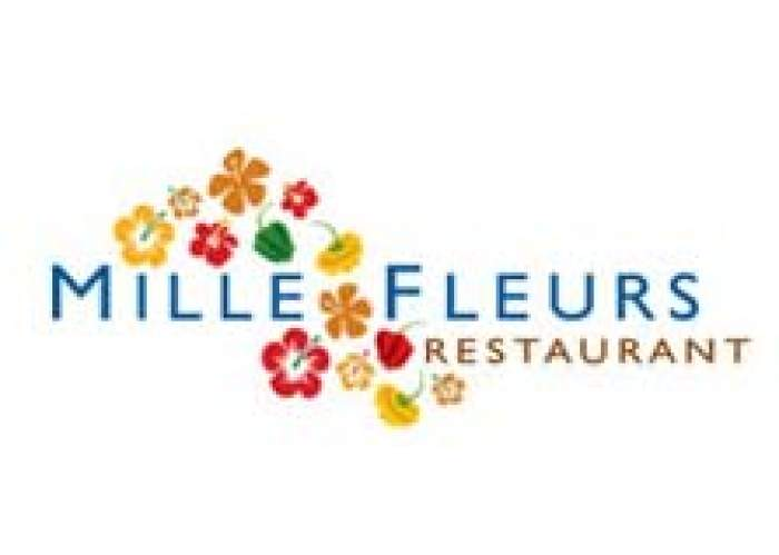 Mille Fleurs  logo