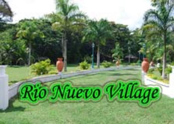 Rio Nuevo Village logo