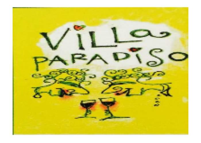 Villa Paradiso logo