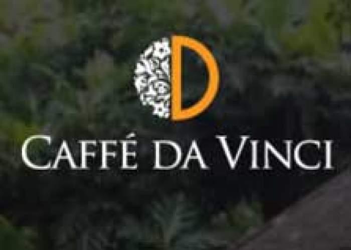 Caffe Da Vinci logo