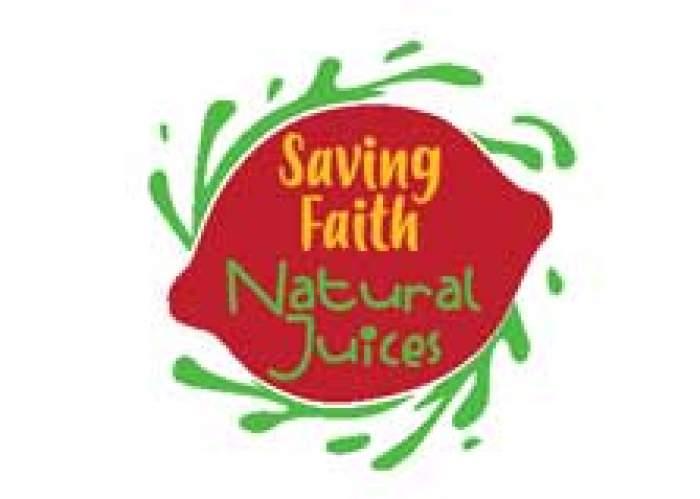Saving Faith Natural Juices logo