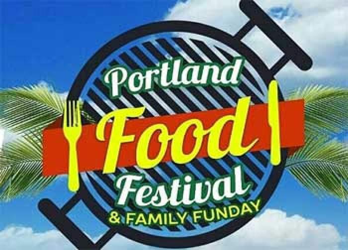Portland Food Festival logo