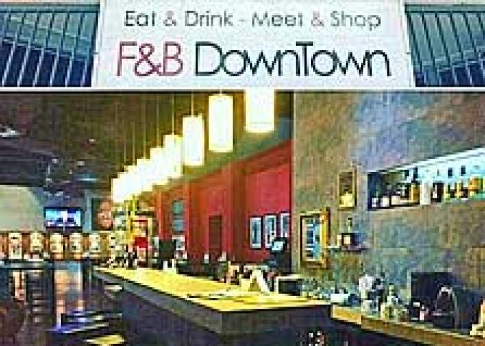 F&B DownTown logo