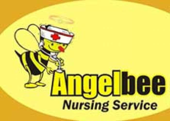 Angelbee Nursing Service logo