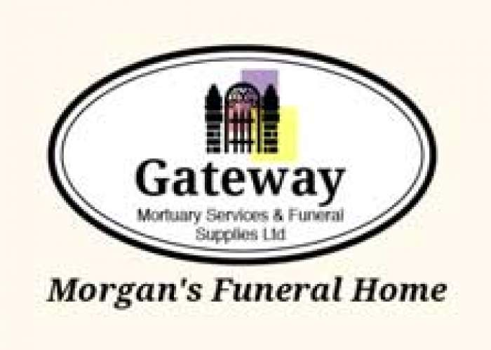 Morgan's Funeral Home logo