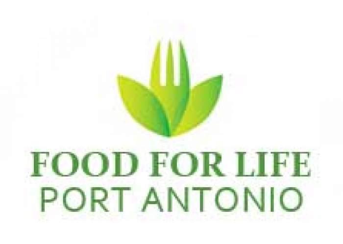 Food For Life Natural Herbs and Vitamins  logo