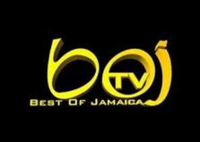 BOJ Tv - Best Of Jamaica Television logo