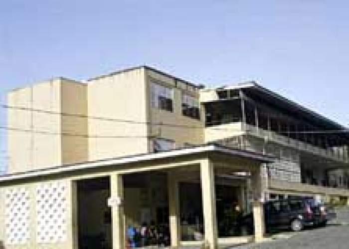 Port Maria Hospital logo