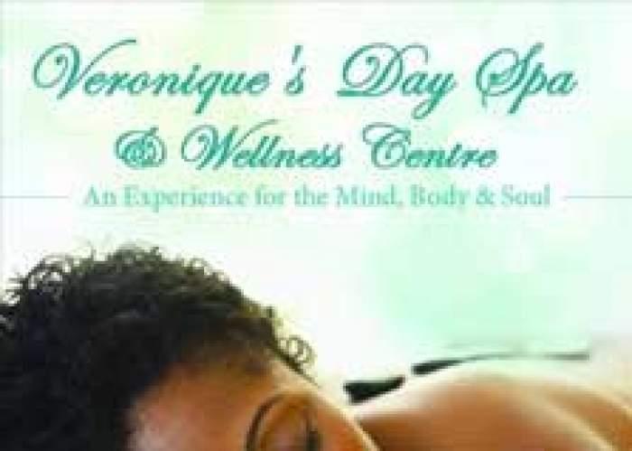 Veronique's Day Spa logo