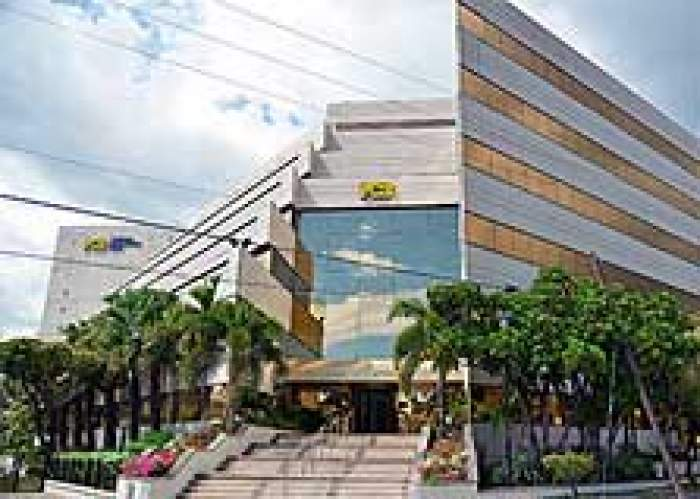 NCB Bank Trafalgar Road  logo