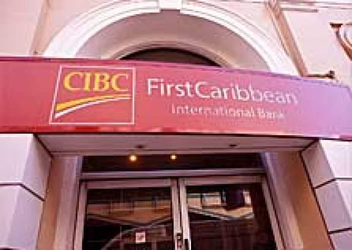 First Caribbean ABM (ATM) logo
