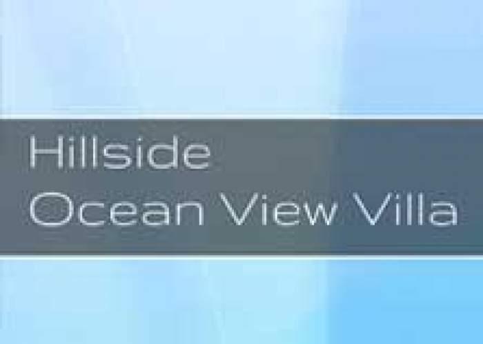Hillside Ocean View Villa logo
