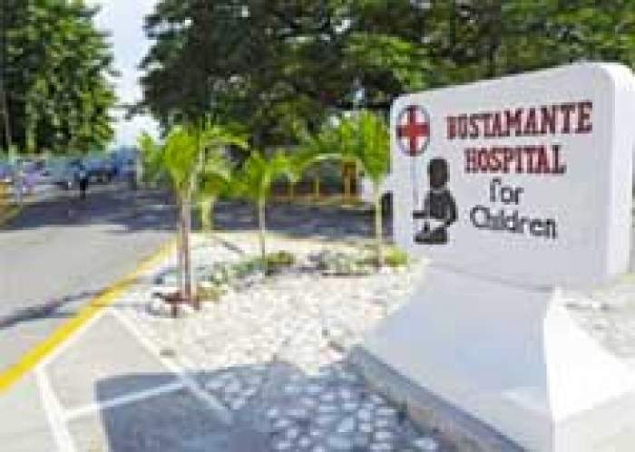 Bustamante Hospital for Children logo