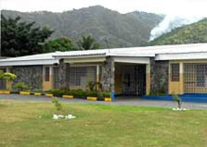 Sir John Golding Rehabilitation Hospital logo