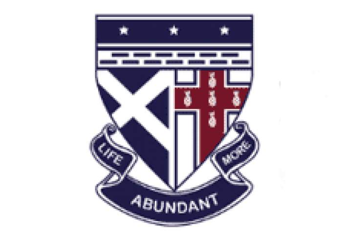 St Andrew High School for Girls logo