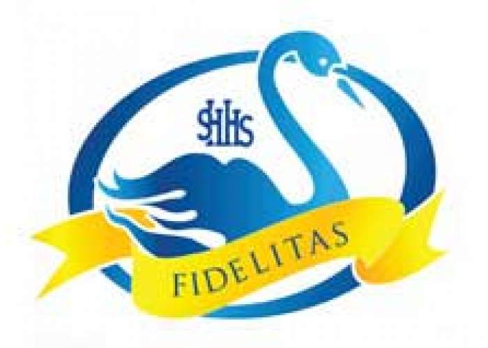 St. Hugh's High logo