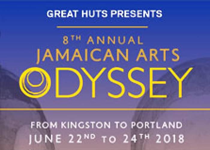 8th Jamaican Art Odissey logo