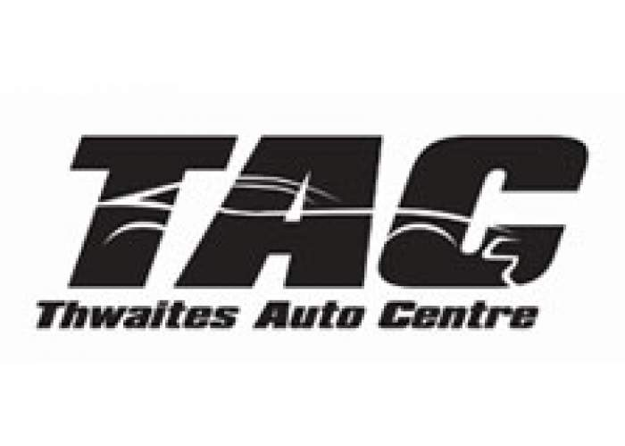 Thwaites Auto Centre logo