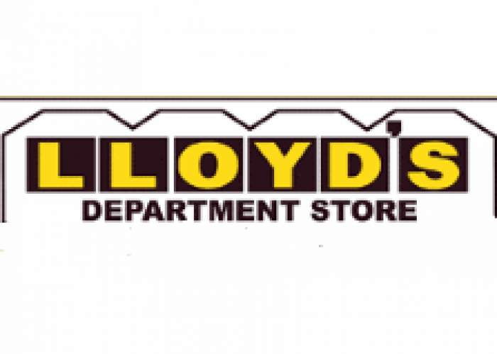 Lloyd's Department StoreSt James876-952-3172 logo