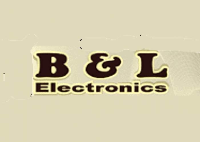 B & L Electronics logo