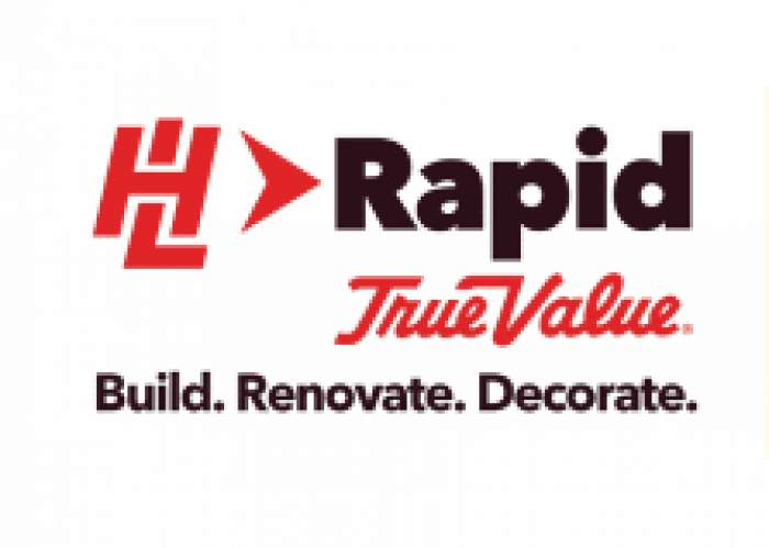 Rapid True Value logo