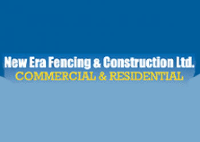 New Era Fencing And Construction Ltd logo