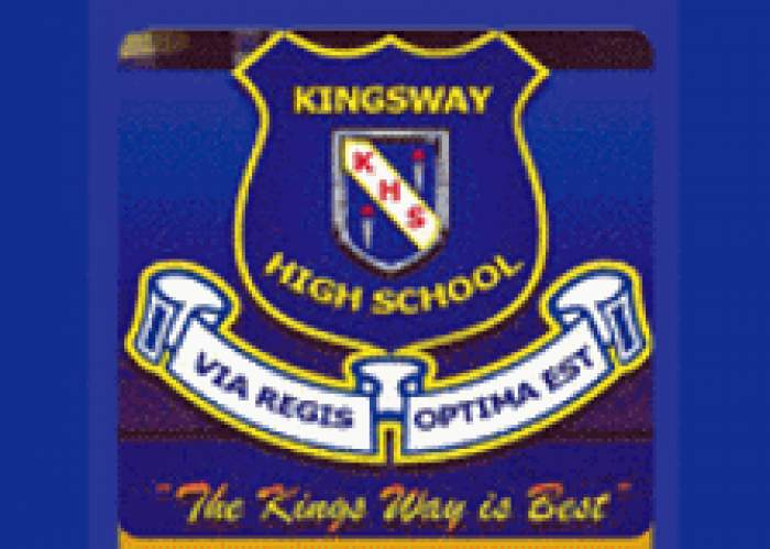 Kingsway Preparatory & High School logo