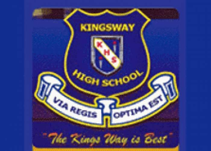 Kingsway Preparatory & High School logo