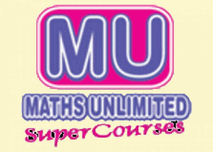 Maths Unlimited Supercourses logo