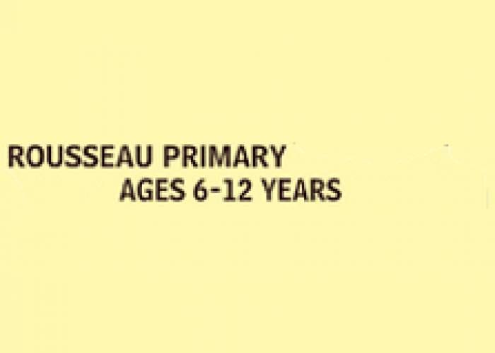 Rousseau Primary School logo