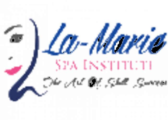 La - Marie Spa & Institute logo
