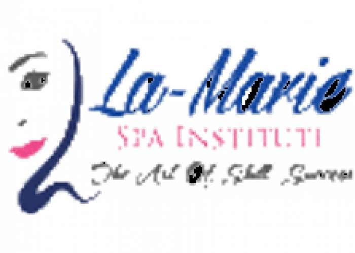 La - Marie Spa & Institute logo