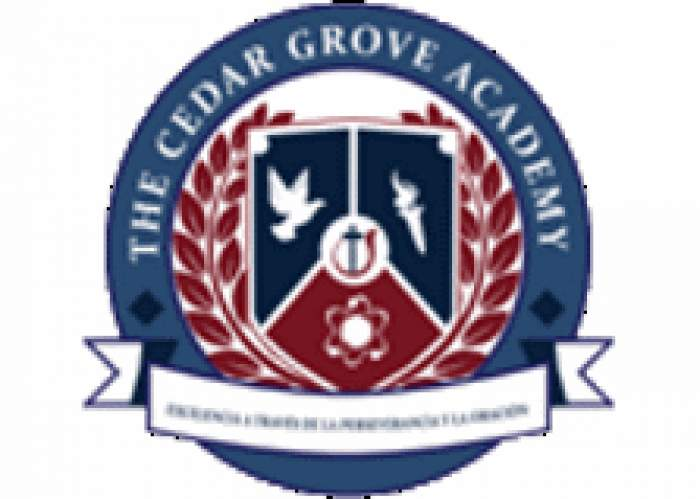 The Cedar Grove Academy  logo