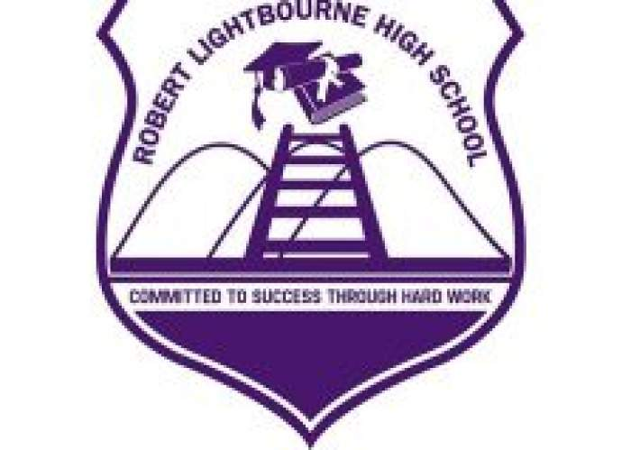 Robert Lightbourne High School logo