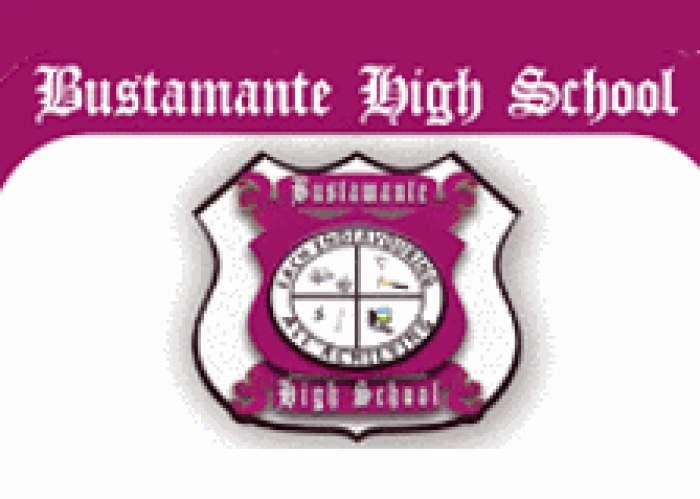 Bustamante High School logo