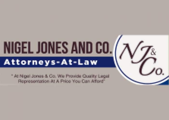 Jones Nigel & Co logo