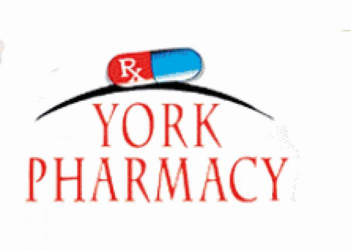 York Pharmacy logo