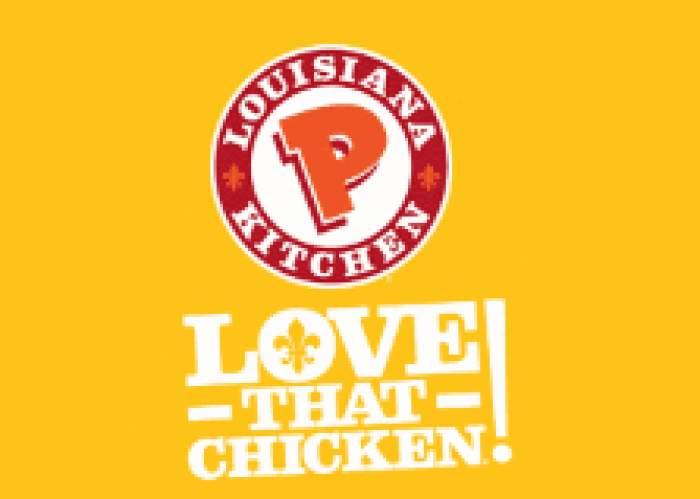 Popeyes Chicken & Seafood logo