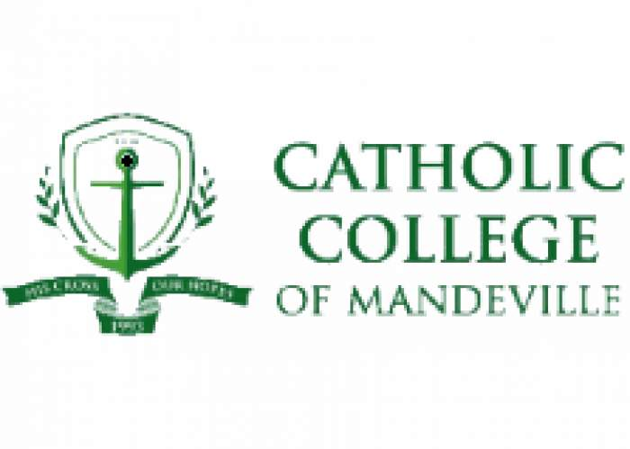 Catholic College Of Mandeville logo