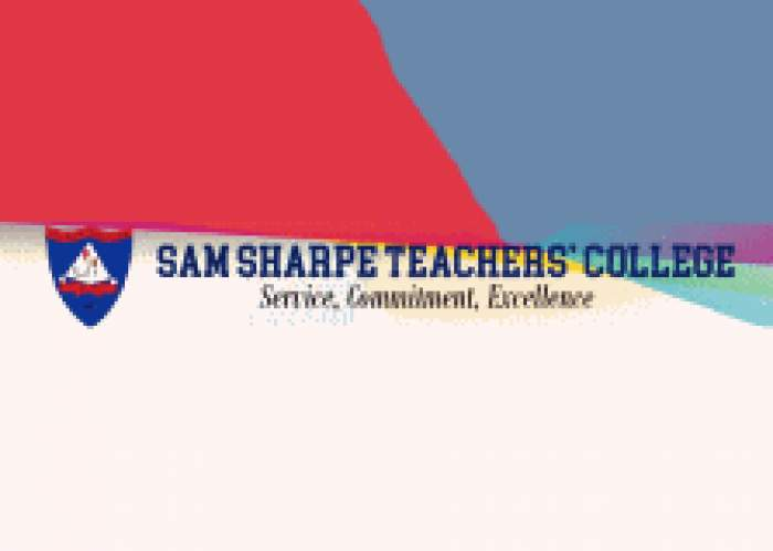 Sam Sharpe Teachers' College logo